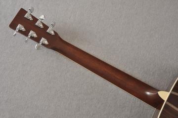 Martin HD-35 Dreadnought Standard Acoustic Guitar #2502668 - Back Neck