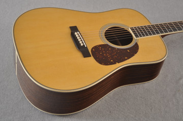 Martin HD-35 Dreadnought Standard Acoustic Guitar #2502668 - Beauty