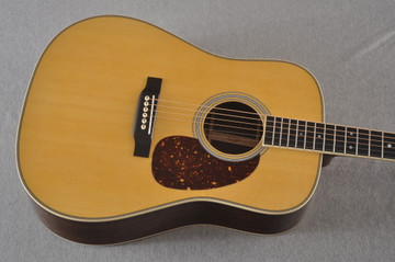 Martin HD-35 Dreadnought Standard Acoustic Guitar #2502668 -Top