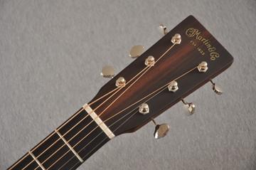 D-18 Standard Acoustic Guitar #2519877 - Headstock