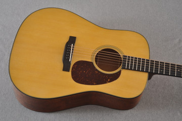 D-18 Standard Acoustic Guitar #2519877 - Top Angle