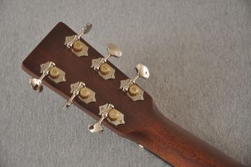 D-18 Standard Acoustic Guitar #2519877 - Back Headstock