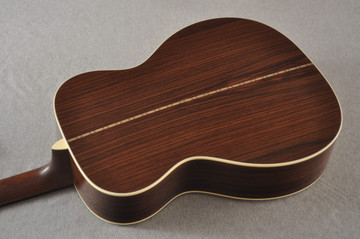 Martin Custom OM Style 28 Marquis GE Adirondack #2519057 - Back