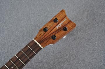 Kamaka Concert Ukulele HF-2 - Solid Koa - New 2018 - Made in USA - 180664 - View 4