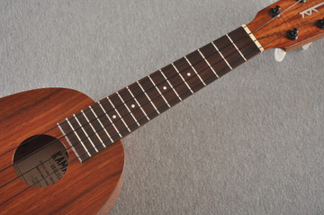 Kamaka Pineapple Ukulele Made in Hawaii HP-1 Hawaiian Koa 191654 - View 6