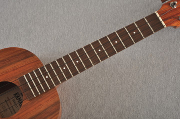 Kamaka HF-3 Tenor Ukulele Made In Hawaii - Hawaiian Koa - 201198 - View 5