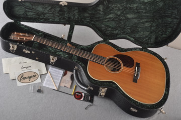 Bourgeois Generation OM Orchestra Professional Sitka Rosewood - View 3
