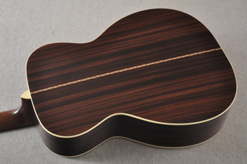 Bourgeois Generation OM Orchestra Professional Sitka Rosewood - View 7