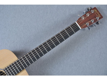 Little Martin LX1 Acoustic Guitar - Small Childs Children - Fingerboard View