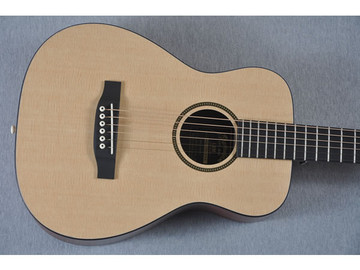 Little Martin LXM Acoustic Guitar - Top View