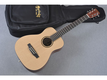 Little Martin LXM Acoustic Guitar - Gigbag View