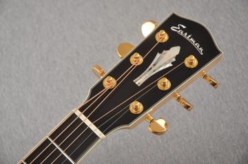 Eastman AC630-BD Jumbo Acoustic Guitar Solid Engleman Spruce Top - View 5