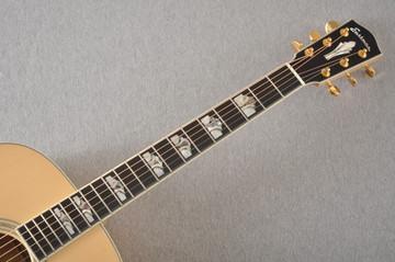 Eastman AC630-BD Jumbo Acoustic Guitar Solid Engleman Spruce Top - View 3