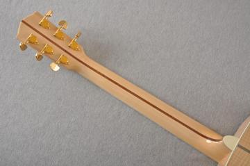 Eastman AC630-BD Jumbo Acoustic Guitar Solid Engleman Spruce Top - View 10