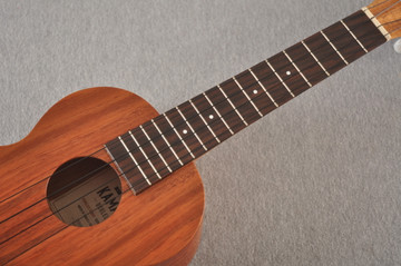 Kamaka Concert Ukulele HF-2 - Solid Koa - Made in Hawaii - 200666 - View 4