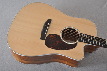 Martin Road Series - Acoustic Electric Guitar DC-13E - 2262348 - View 7