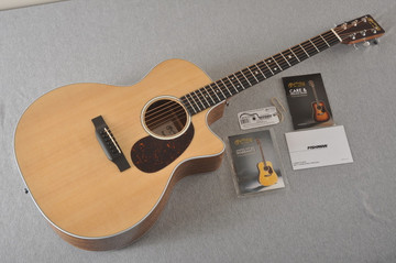 Martin Road Series - Acoustic Electric Guitar GPC-13E - 2258596 - View 2