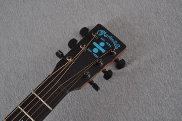 Martin Ed Sheeran 3 Signature Edition Acoustic Guitar - View 3