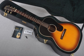 Martin 00L-17 Whiskey Sunset Acoustic Guitar #1960778 - Case