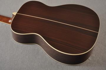 Martin 000-42 Standard Acoustic Guitar #2255826 - Back Angle
