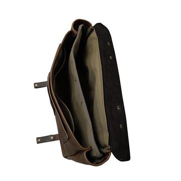 Martin 18N0287 Calhoun Style Messenger Bag - Laptop Case - View 3