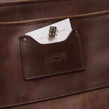Martin 18N0287 Calhoun Style Messenger Bag - Laptop Case - View 5