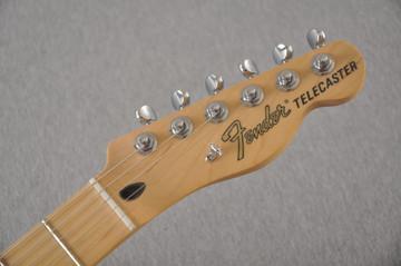 Fender Deluxe Nashville Tele - White Blonde Telecaster - View 3