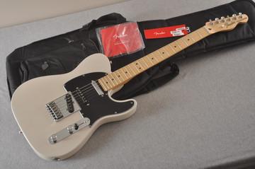 Fender Deluxe Nashville Tele - White Blonde Telecaster - View 2