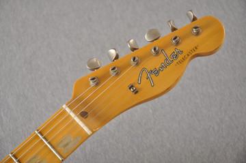 Fender Custom Shop 1957 Telecaster Journeyman Relic White Blonde - View 5