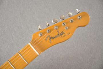 Fender Custom Shop Esquire Telecaster Vintage 1950 Double Pickup - View 4