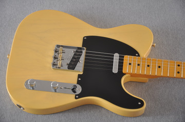 Fender Custom Shop Esquire Telecaster Vintage 1950 Double Pickup - View 10