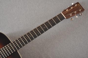 Martin 000-28EC Sunburst Eric Clapton Acoustic Guitar #2245837 - Neck