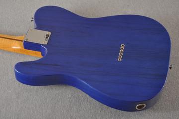 Fender Nocaster Custom Shop 51 NOS - Cobalt Blue - 6 lbs 9.8 ozs - View 6