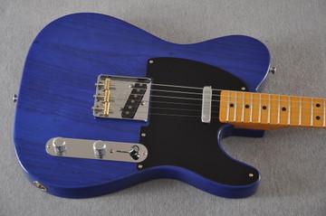 Fender Nocaster Custom Shop 51 NOS - Cobalt Blue - 6 lbs 9.8 ozs - View 7
