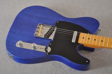 Fender Nocaster Custom Shop 51 NOS - Cobalt Blue - 6 lbs 9.8 ozs - View 11