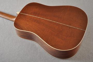 Martin Custom NAMM Figured Sinker Mahogany Dread 18 #2293406 - Back View 2
