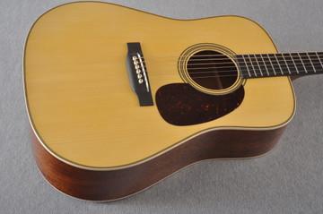 Martin Custom NAMM Figured Sinker Mahogany Dread 18 #2293406 - Beauty