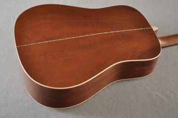 Martin Custom NAMM Figured Sinker Mahogany Dread 18 #2293406 - Back View 3