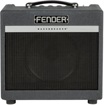 Fender Bassbreaker 007 Combo Guitar Amplifier - 7 Watts Tube Amp
