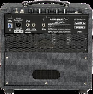 Fender Bassbreaker 007 Combo Guitar Amplifier - 7 Watts Tube Amp - View 3