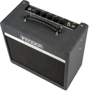 Fender Bassbreaker 007 Combo Guitar Amplifier - 7 Watts Tube Amp - View 6