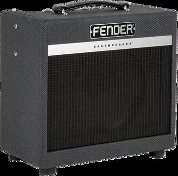 Fender Bassbreaker 007 Combo Guitar Amplifier - 7 Watts Tube Amp - View 4