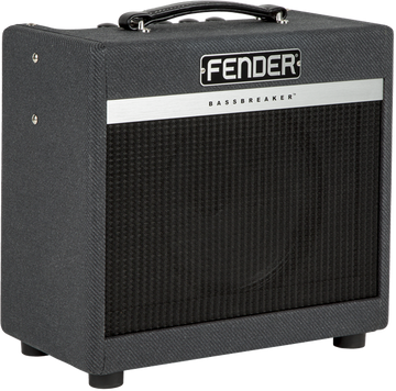 Fender Bassbreaker 007 Combo Guitar Amplifier - 7 Watts Tube Amp - View 4