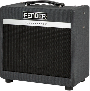 Fender Bassbreaker 007 Combo Guitar Amplifier - 7 Watts Tube Amp - View 5