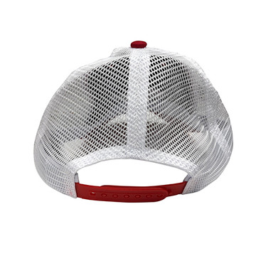 Martin Guitar Hat - Red Baseball Cap - Holds Pick - 18NH0048 - View 3