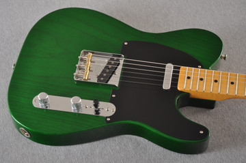 Fender Nocaster Custom Shop 51 NOS Emerald Green 7 lbs 2.3 oz - View 12
