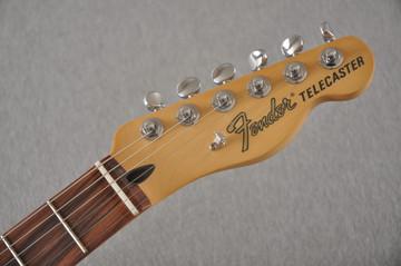 Fender Deluxe Nashville Tele - Fiesta Red Telecaster - View 3