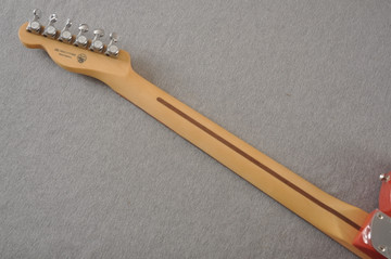 Fender Deluxe Nashville Tele - Fiesta Red Telecaster - View 10