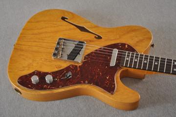 Fender Custom Shop '60s Telecaster Thinline Journeyman Relic - View 9
