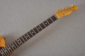 Fender Custom Shop '60s Telecaster Thinline Journeyman Relic - View 11